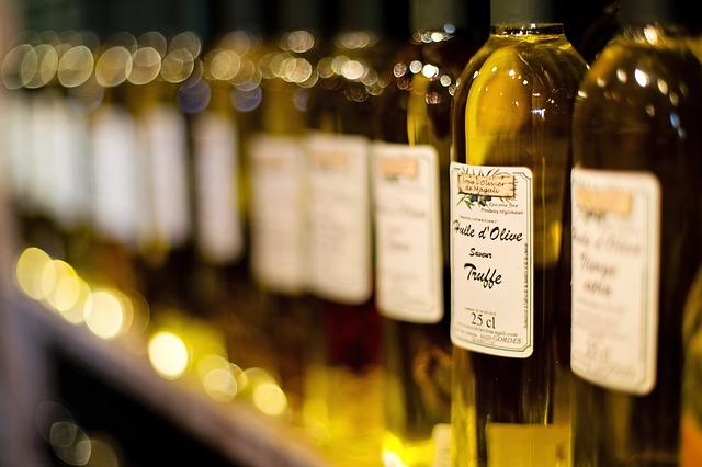 Artículo sobre aceite de oliva